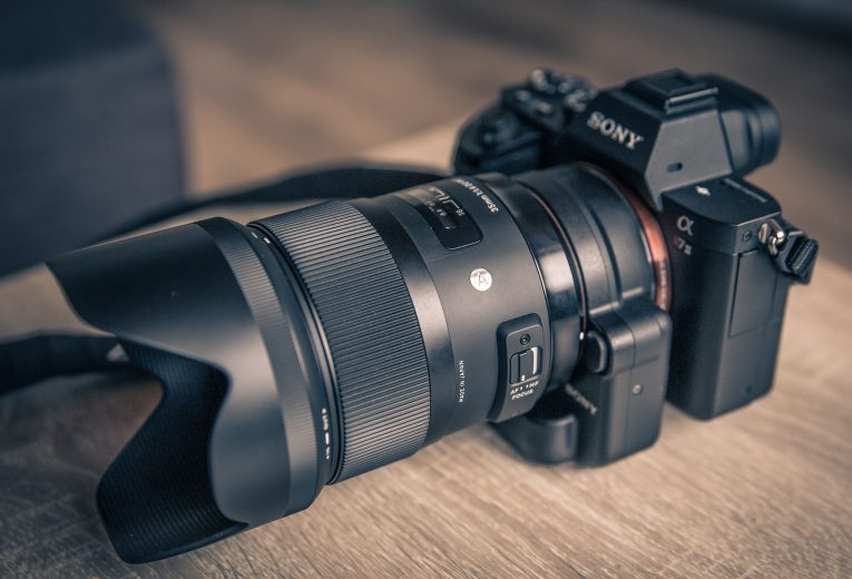 test sigma 35mm F1.4 DG HSM
