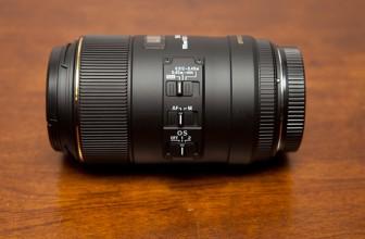 TEST -Objectif Sigma 105 mm F2,8 DG OS HSM